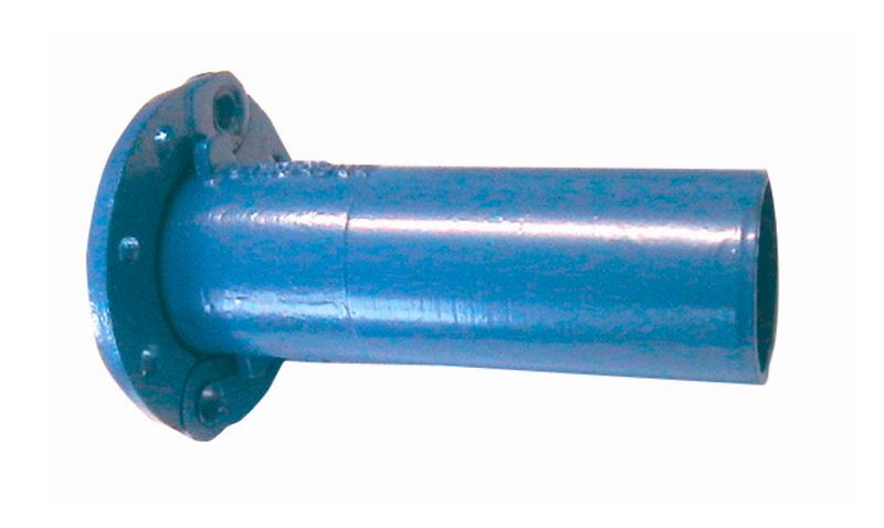 Brida liso para tubo fundición ductil. Accesorios Junta mecánica