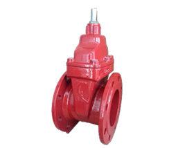 Válvula de compuerta sistemas anti-incendio