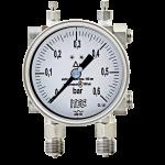 Manómetros. Presión. FMK hidraulic supplies. Dispositivos hidráulicos