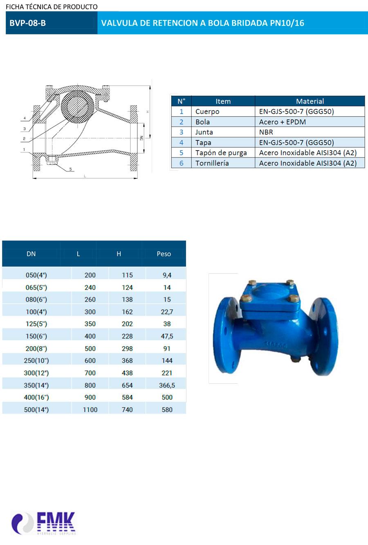 fmk-hydraulic-valvula-de-retencion-a-bola-bridada-BVP-08-B-ficha-tecnica-2